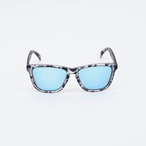 Gafas con lente de espejo
