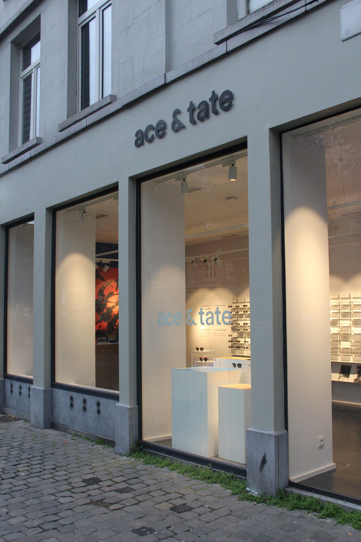 My Ace & Tate experience