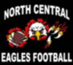 North Central Eagles Football logo.jpg
