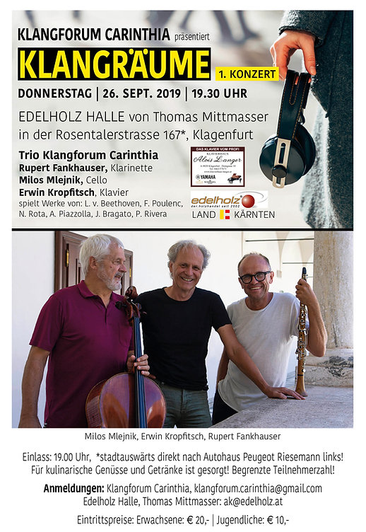 Klangforum Carinthia Edelholz