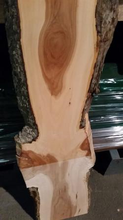 Apfelbaum Vollholz: Apfelbaumholz kaufen