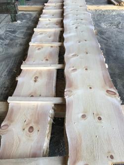 Zirbenholz Holzbrett Massivholz