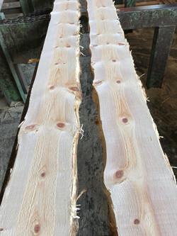 Zirbenholz Vollholzplatte Massivholzbrett