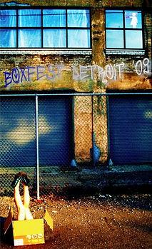 Boxfest Detroit (2009)