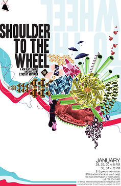 Shoulder to the Wheel poster