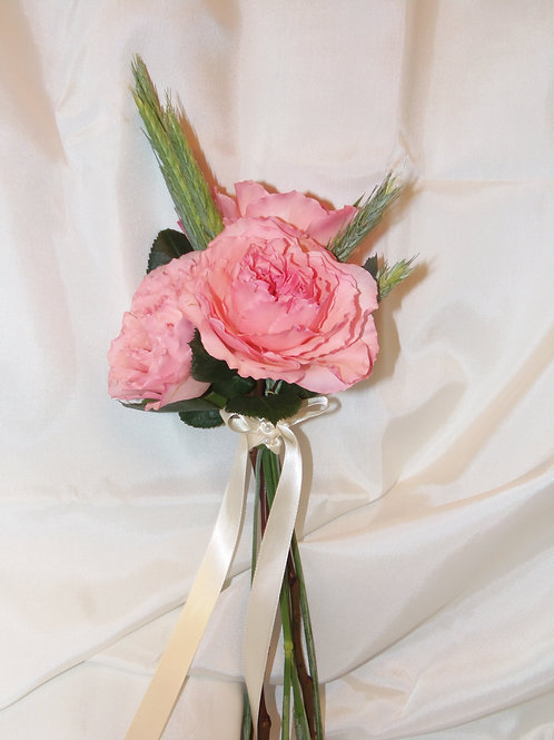 Small Rose Bridesmaid Bouquet
