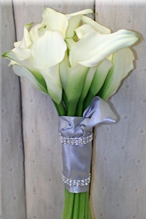Small Calla Lily Bridemaid Bouquet