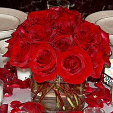 Rose short Centerpiece
