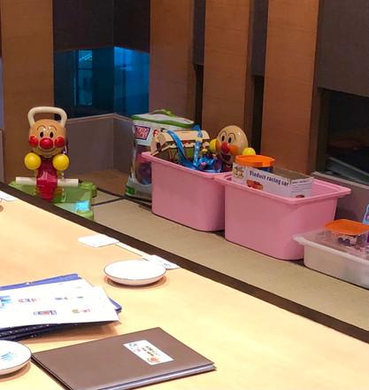 おもちゃのある部屋
