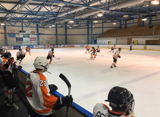 Knights vs EHC Adetswil 2:4 (1:2/0:1/1:1)