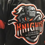 Knights vs Horgener Dolphins 3:5 (2:4/0:0/1:1)