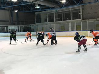 Knights vs HC Panthers 4:1 (2:0/2:0/0:1)