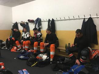 Testspiel HC Panthers vs Knights 4:4 (0:3/3:0/1:1)
