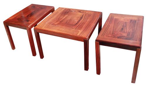 Vejle Stole Og Mobelfabrik Rosewood Coffee U0026 End Tables