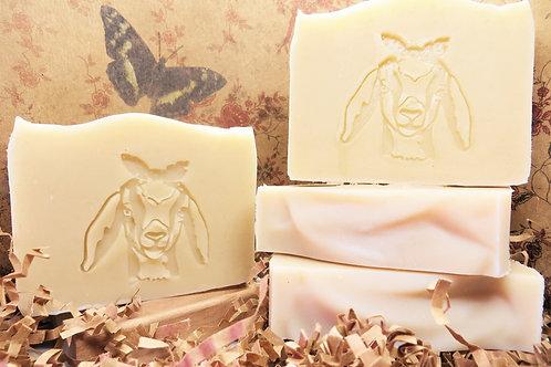 Goat's Milk Soap - Aloe & Cucumber scented