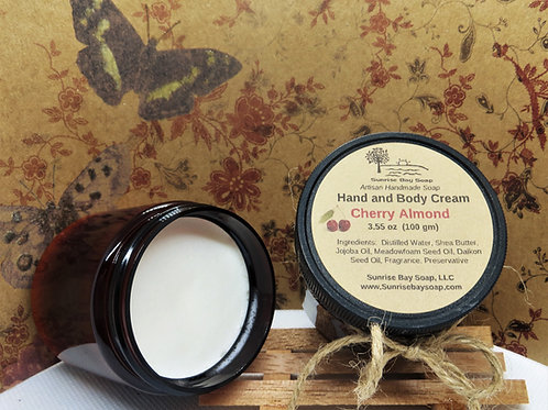 Hand and Body Cream -2oz jar