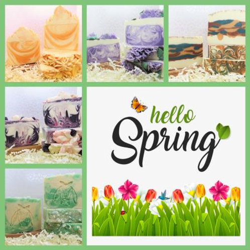"""The """"Spring Collection"""""""