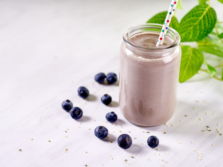 Overnight Oat Superfood Smoothie