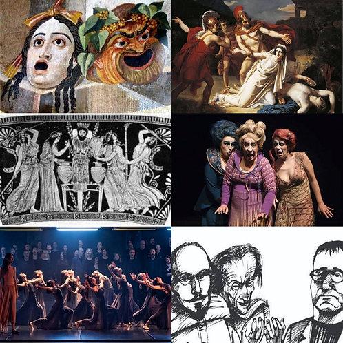Geçmişten Günümüze Batı Tiyatrosu