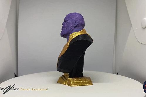 3D Thanos+Boyama Seti