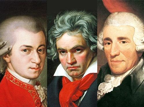 Viyana Ekolü: Haydn, Mozart, Beethoven