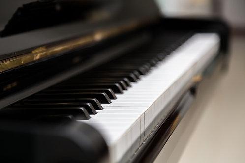 Online Piyano Dersi