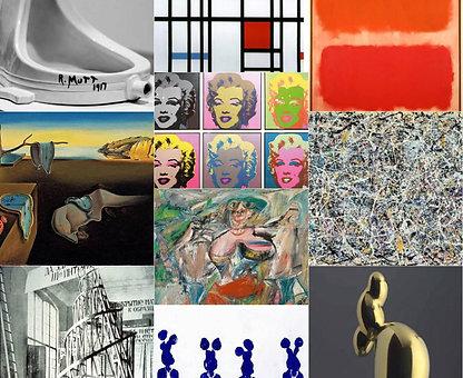 Online Çağdaş Sanat Tarihi Semineri