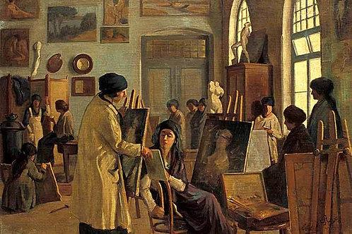 Online 1850-1950 Arası Modern Türk Sanatı Semineri