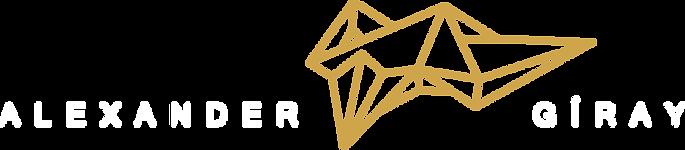 Alexander giray logo white.png