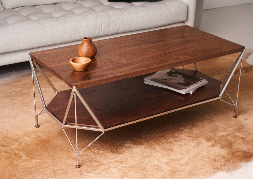 Grand Cocktail Table