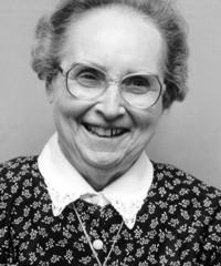 Sr. Margaret Urhausen, OLVM