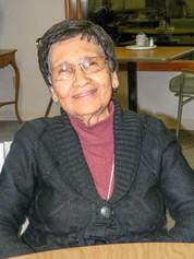 Sr. Maria Margarita Moreno-Patino, OLVM