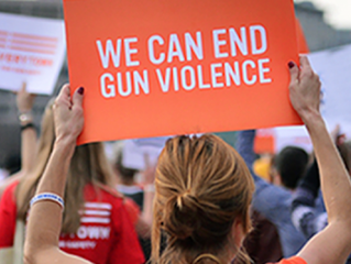 OLVM Sisters part of national call for an end to gun violence