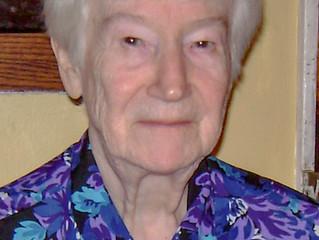 Sr. Ruth Ellert, OLVM