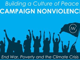Join nonviolent protest at Victory Noll Sept. 20 as part of 'Campaign Nonviolence' Rallies n