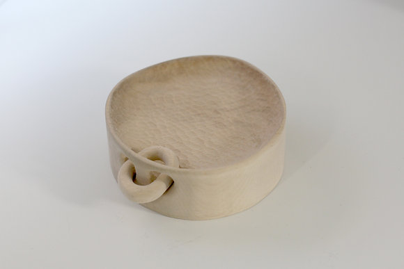 sycamore bowl with ring
