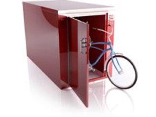 E90 Single Sided Steel Bike Locker