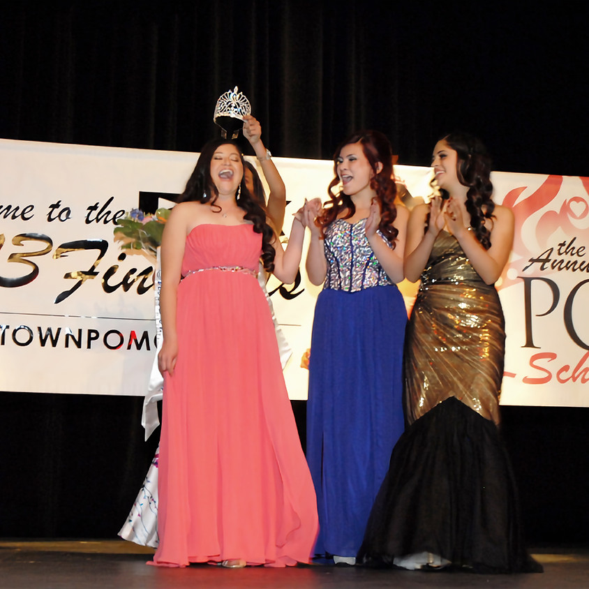 Miss Pomona Scholarship Pageant
