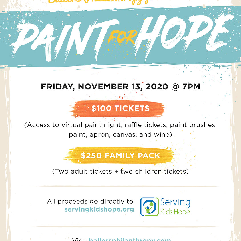 Paint for Hope
