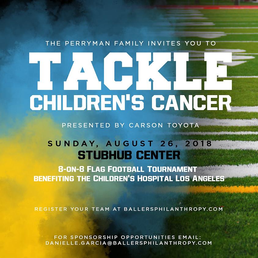 Tackle Children's Cancer