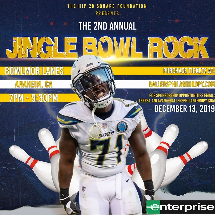 2nd Annual Jingle Bowl Rock
