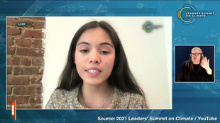 2021 Leader's Summit on Climate