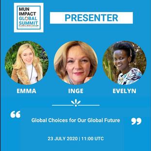 Model United Nations Impact Summit