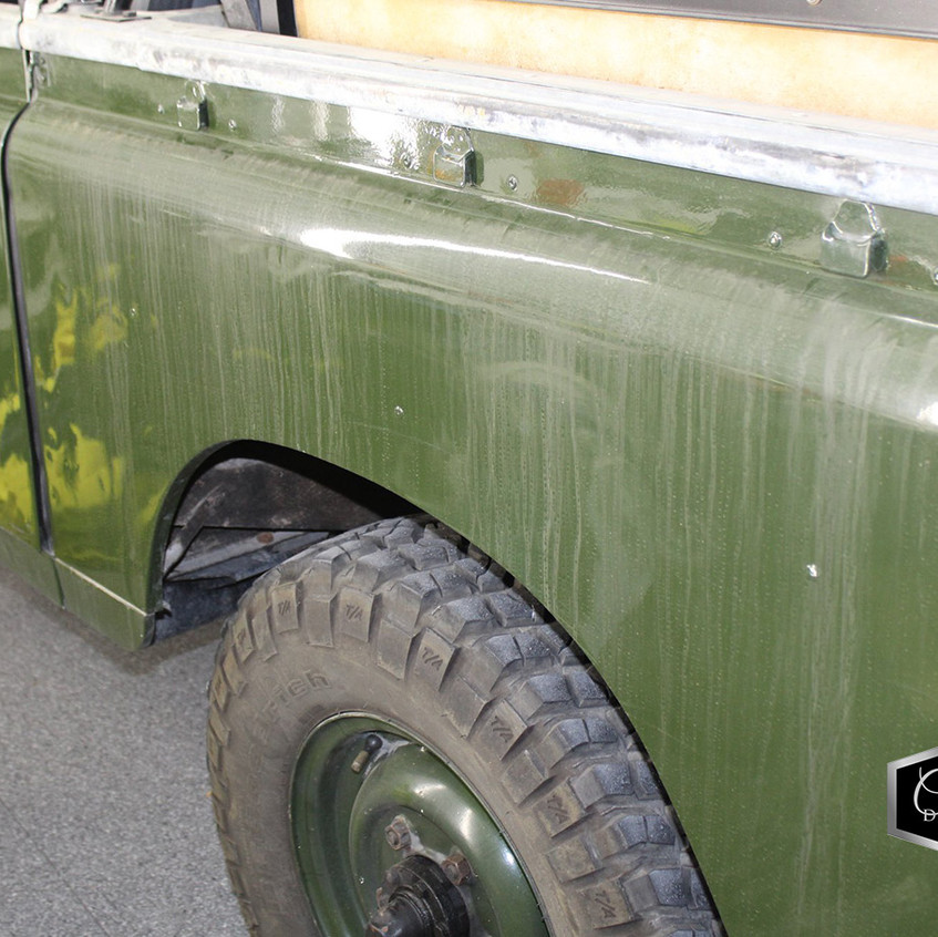 Land Rover Before 02