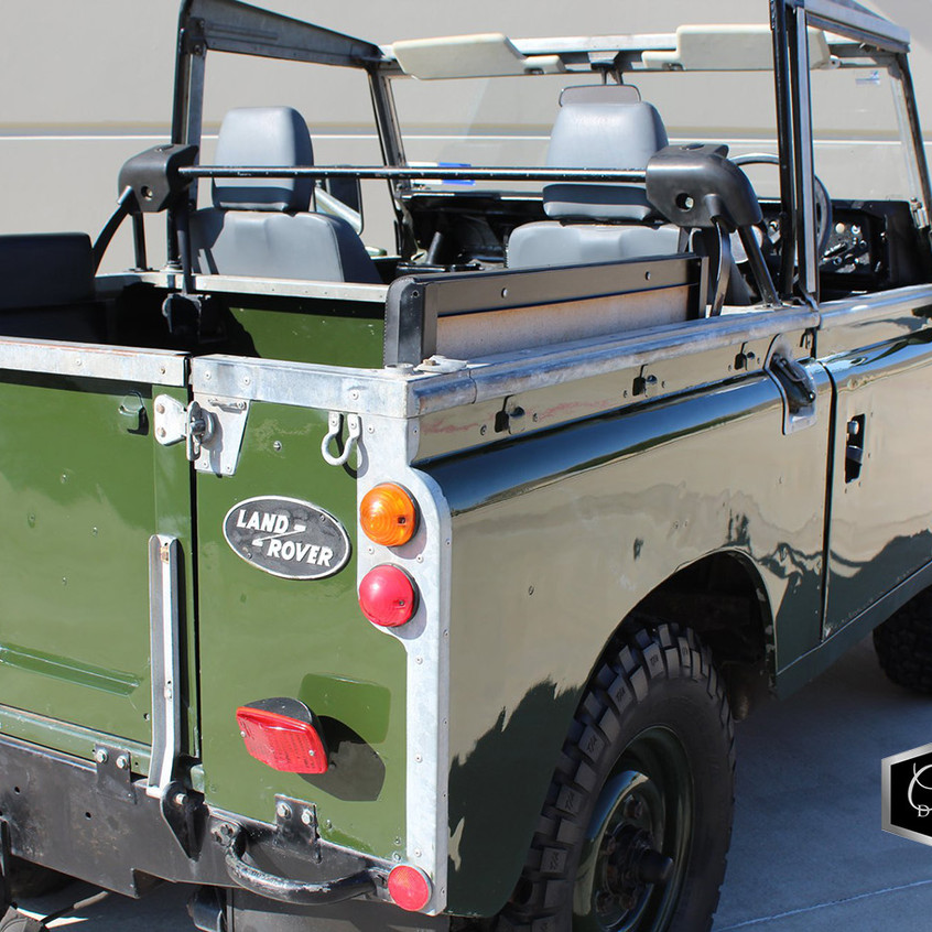 Land Rover After 03