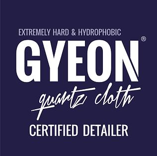 GYEON Quartz Certified Dealer Concorso Detailing of Texas