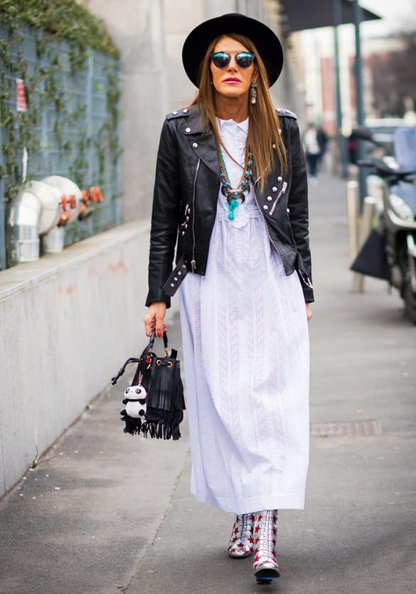 wear color + white