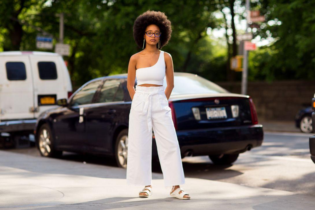 wear white