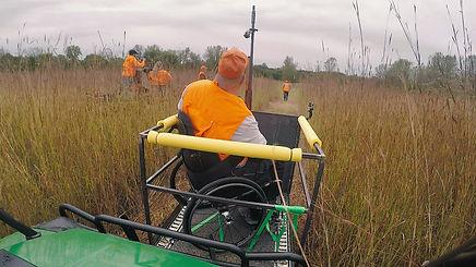 TIO's 2019 Veterans w/ Impact Pheasant Hunt
