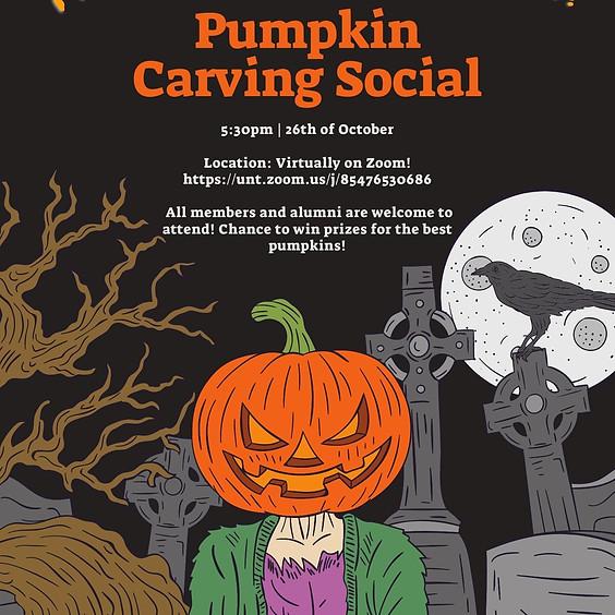 Pumpkin Carving Social